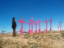 croci rosa