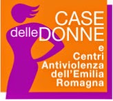 Logo del Coordinamento Regionale dei Centri Antiviolenza dell'Emilia Romagna