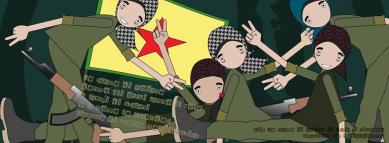 Le ragazze di Kobane di Anarkikka