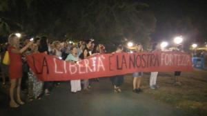 La libertà è la nostra fortezza Firenze 28 luglio 2015