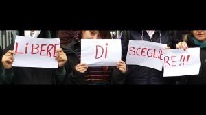 Libere di Scegliere Firenze 28 luglio 2015